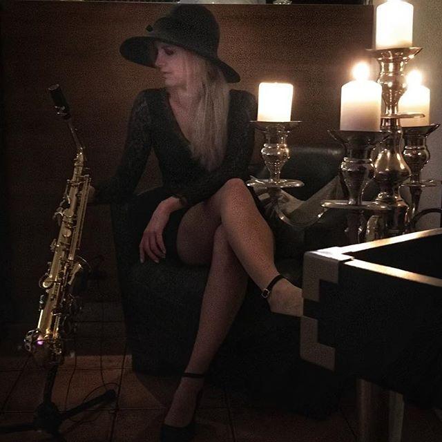 Saxophonistin Hamburg