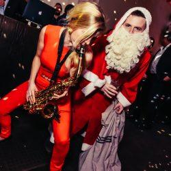 Saxophonistin East Hamburg