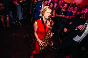 Saxophon live buchen