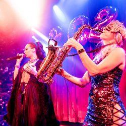 Silvester Saxophonist