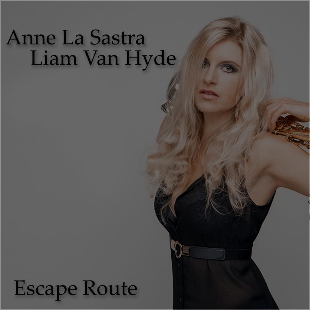 Anne La Sastra and Liam Van Hyde Escape Route