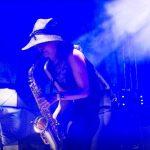 NDR Hamburg Journal Saxophonistin