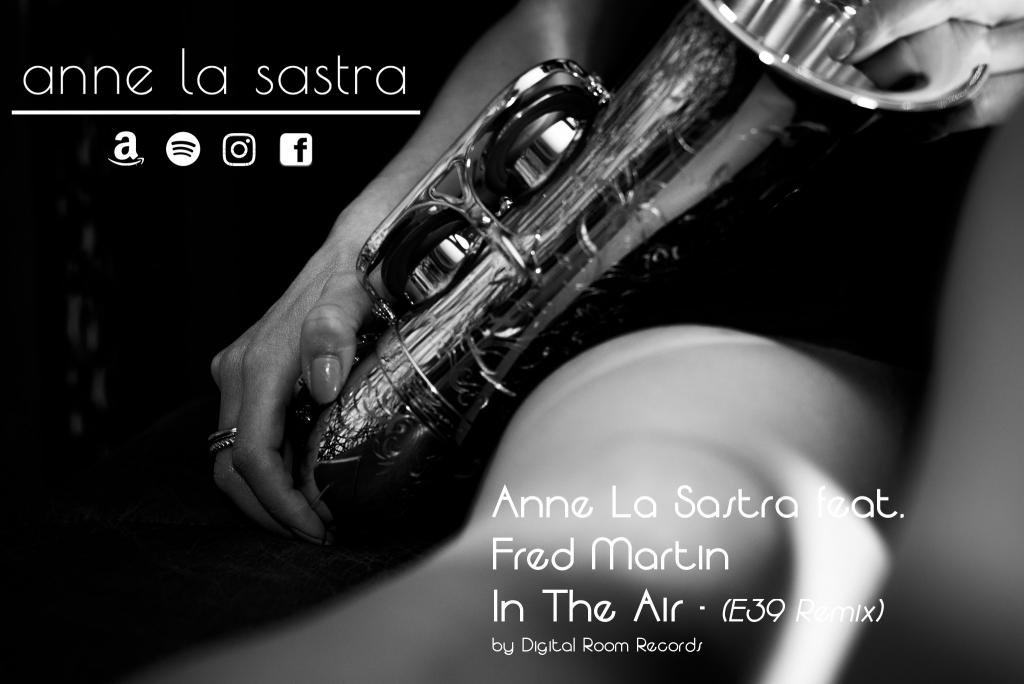 New Track Anne La Sastra