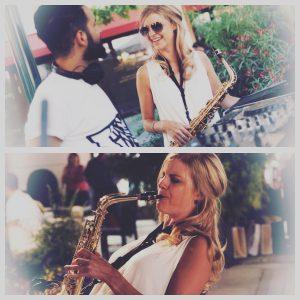 Zoo#Clique meets Live Saxophone
