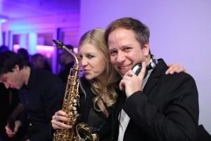 Saxophonist Hamburg